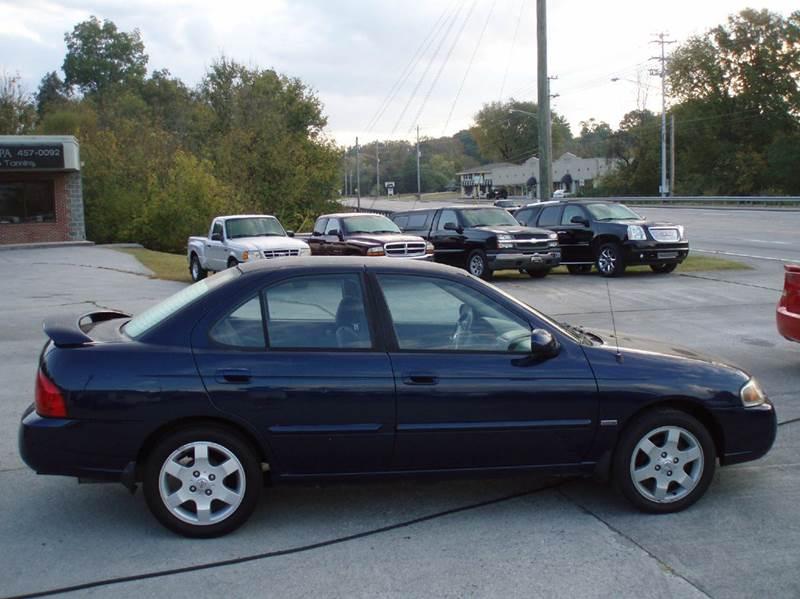 2006 Nissan Sentra 1.8 S 4dr Sedan w/Automatic - Clinton TN
