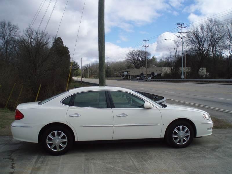 2008 Buick LaCrosse CX 4dr Sedan - Clinton TN