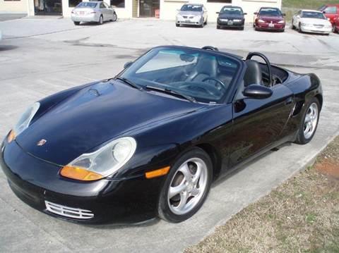 2000 Porsche Boxster for sale in Clinton, TN
