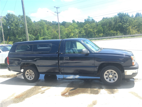 Chevrolet Silverado 1500 For Sale Clinton Tn