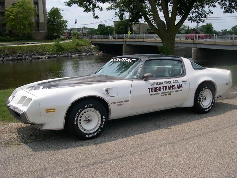1980 Pontiac Firebird Trans Am Pace Car In East Troy Wi