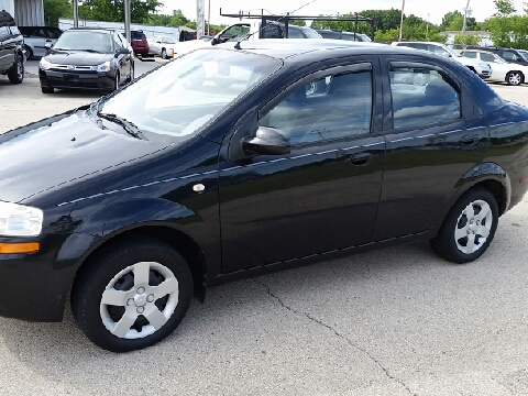 2005 chevrolet aveo for sale. Black Bedroom Furniture Sets. Home Design Ideas