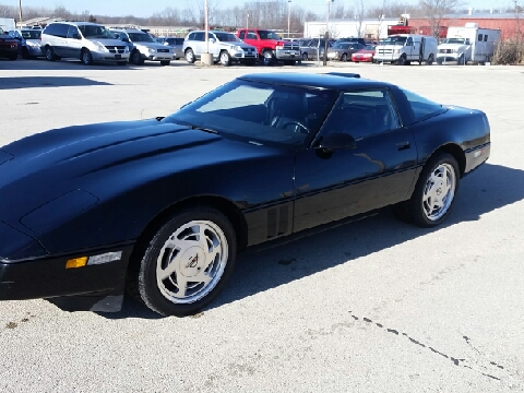 1988 Chevrolet Corvette for sale in East Troy, WI