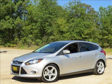 2012 Ford Focus for sale in Tyler, TX