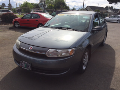 Saturn Ion For Sale In Salem Or