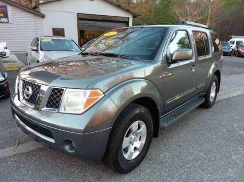 2007 Nissan Pathfinder for sale in Helena, AL
