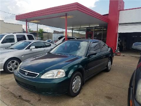 1999 Honda Civic for sale in Arkadelphia, AR