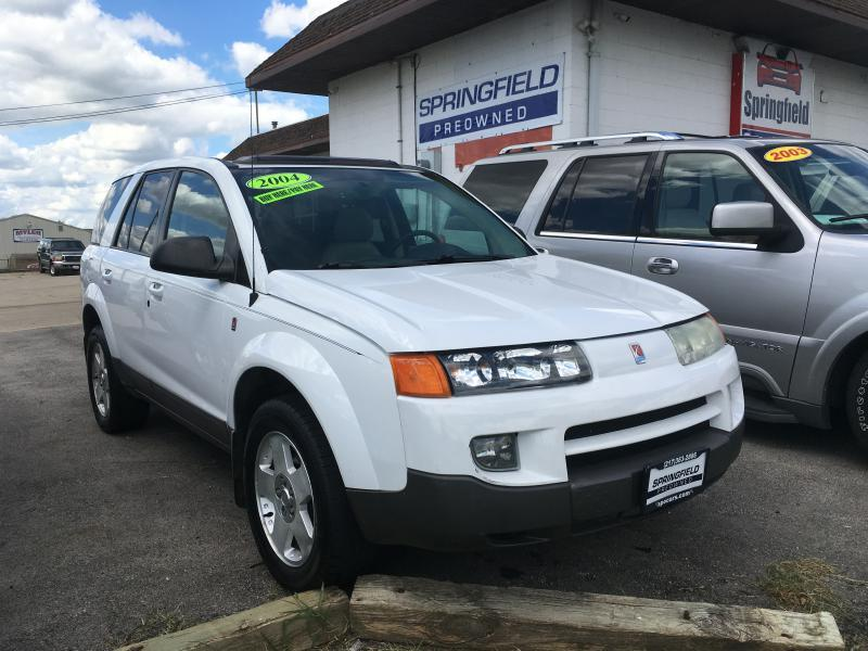 2004 saturn vue awd 4dr suv v6 in champaign il springfield preowned. Black Bedroom Furniture Sets. Home Design Ideas