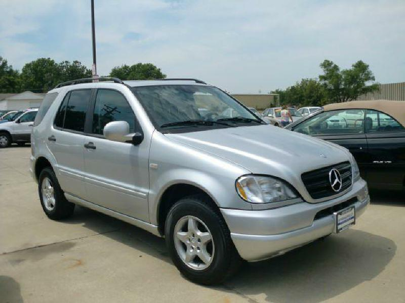 2002 mercedes benz m class ml320 awd 4matic 4dr suv in