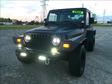 1997 Jeep Wrangler for sale in Champaign, IL