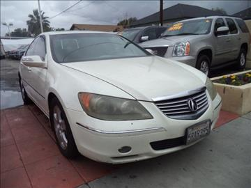 2005 Acura RL for sale in Bell, CA