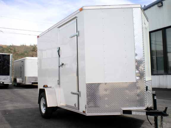 2014 Lark 6x10 1 Axle VR Cargo Trailer  - Denver CO