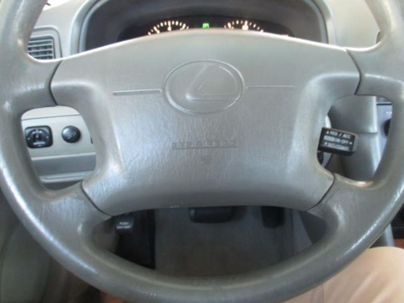 1999 Lexus ES 300 4dr Sedan - Apopka FL