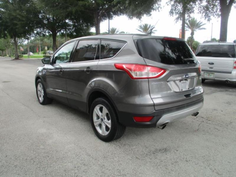 2014 Ford Escape AWD SE 4dr SUV - Apopka FL