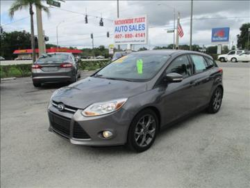2013 Ford Focus for sale in Apopka, FL