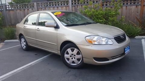 2005 Toyota Corolla For Sale  Carsforsalecom