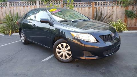 2010 Toyota Corolla for sale in Redwood City, CA