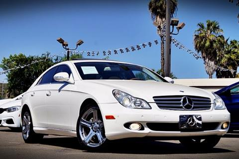 2007 Mercedes-Benz CLS for sale in Spring Valley, CA