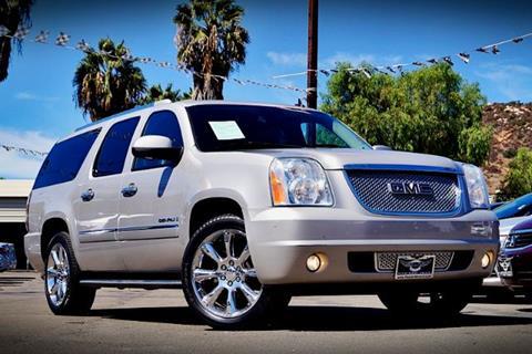 2009 GMC Yukon XL for sale in Spring Valley, CA