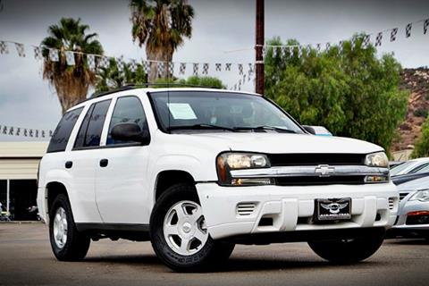 2002 Chevrolet TrailBlazer for sale in Spring Valley, CA