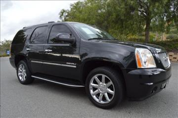 2012 GMC Yukon for sale in Spring Valley, CA