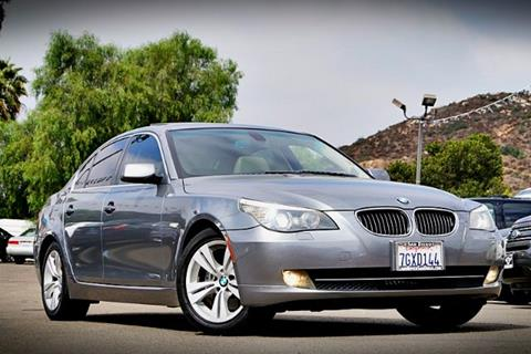 2009 BMW 5 Series for sale in Spring Valley, CA