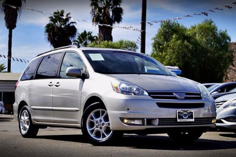 2004 Toyota Sienna for sale in Spring Valley, CA