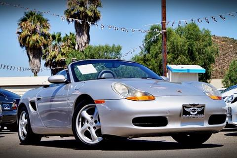 1999 Porsche Boxster for sale in Spring Valley, CA