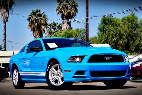 2013 Ford Mustang for sale in Spring Valley, CA
