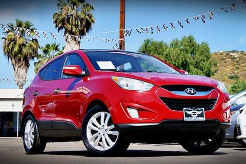 2010 Hyundai Tucson for sale in Spring Valley, CA