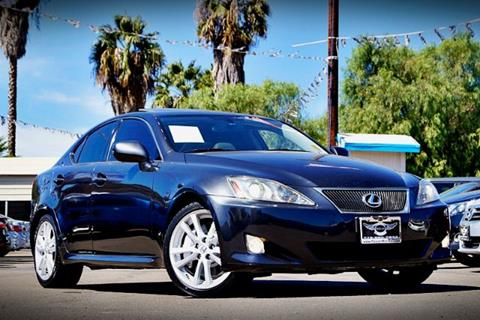 2007 Lexus IS 350 for sale in Spring Valley, CA