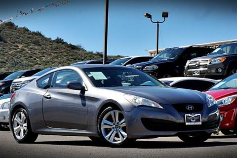 2010 Hyundai Genesis Coupe For Sale In Spring Valley, CA