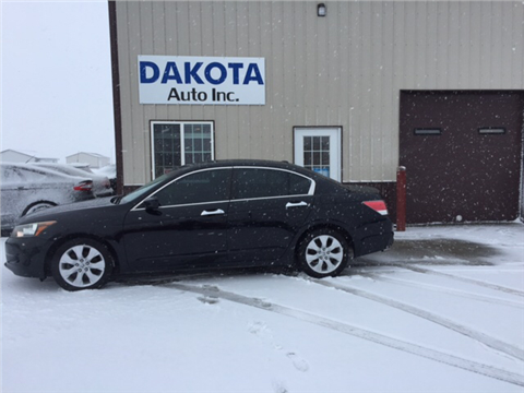 2008 Honda Accord for sale in Dakota City, NE
