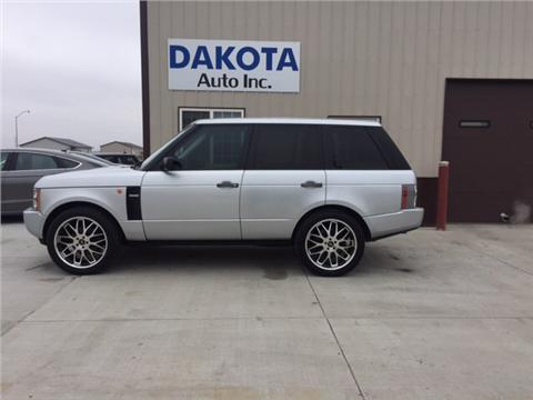 2004 Land Rover Range Rover for sale in Dakota City, NE