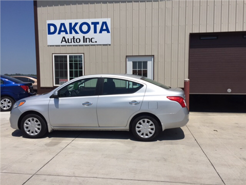 2012 Nissan Versa for sale in Dakota City, NE