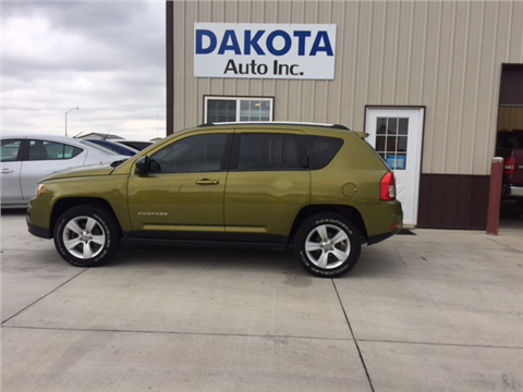 2012 Jeep Compass for sale in Dakota City, NE