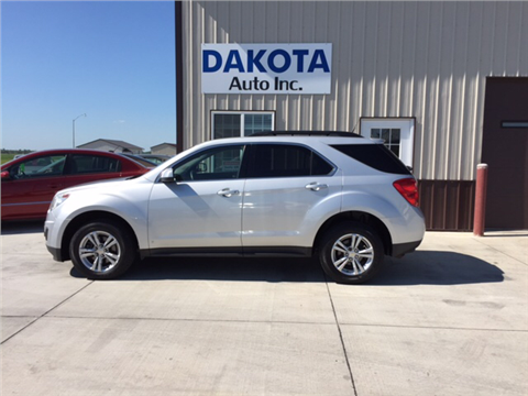 2010 Chevrolet Equinox for sale in Dakota City, NE