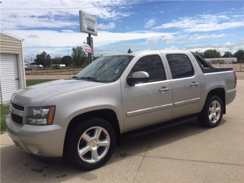 Used Chevrolet Avalanche For Sale Nebraska