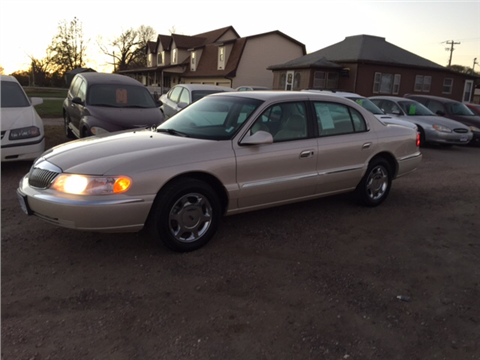 2001 Lincoln Continental for sale in Dakota City, NE