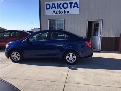 2013 Chevrolet Sonic for sale in Dakota City, NE