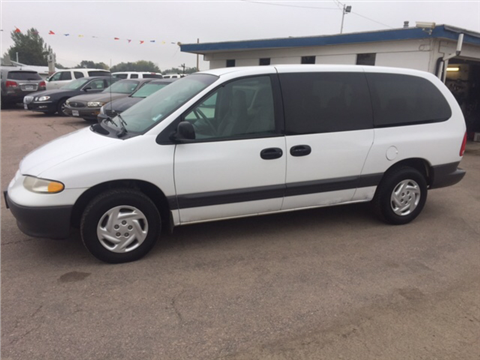 1998 Dodge Grand Caravan for sale in Dakota City, NE