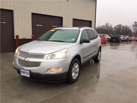 2009 Chevrolet Traverse for sale in Dakota City, NE