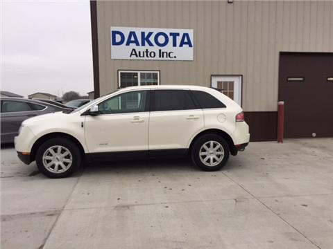 2008 Lincoln MKX for sale in Dakota City, NE