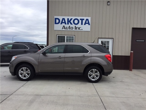 2010 Chevrolet Equinox for sale in Dakota City, NE