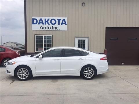 2014 Ford Fusion for sale in Dakota City, NE