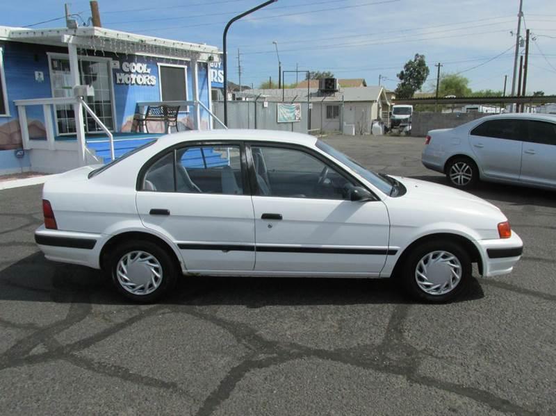 1995 Toyota Tercel DX 4dr Sedan - Phoenix AZ