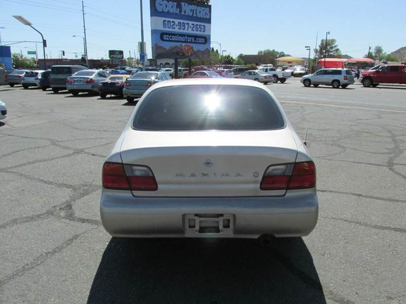 1996 Nissan Maxima GXE 4dr Sedan - Phoenix AZ
