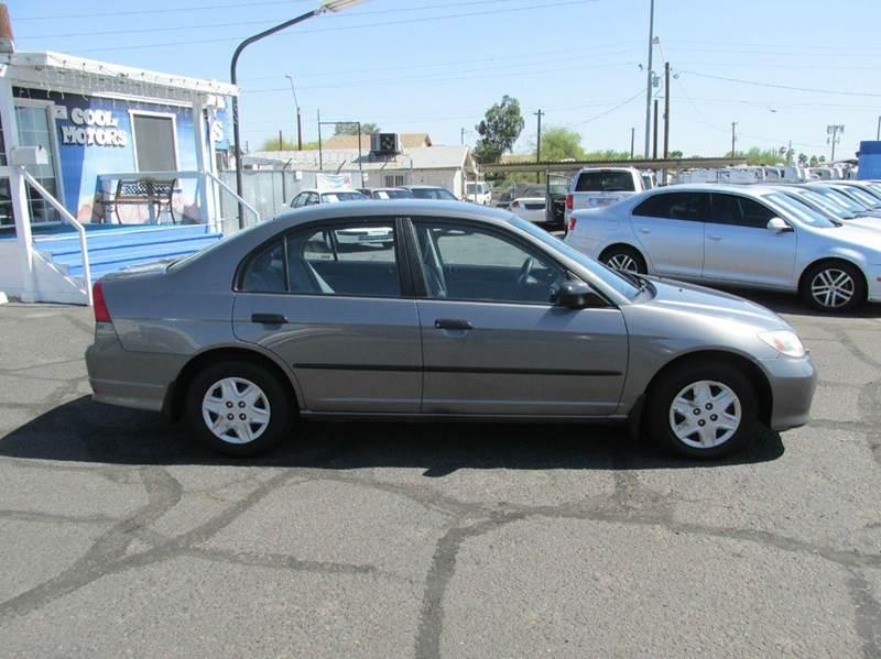2005 Honda Civic Value Package 4dr Sedan - Phoenix AZ