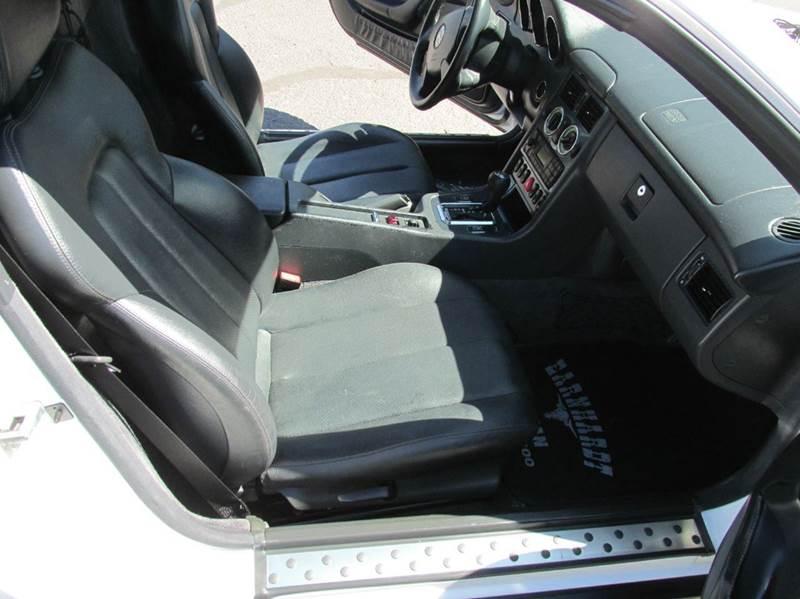 1999 Mercedes-Benz SLK SLK 230 Supercharged 2dr Convertible - Phoenix AZ