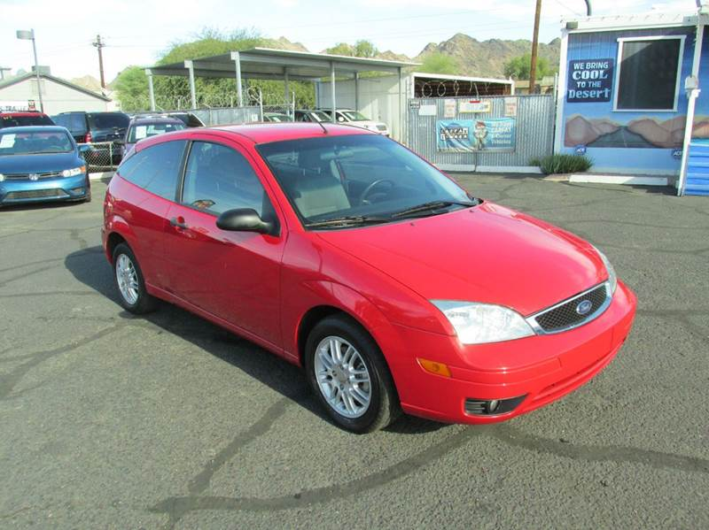 2006 ford focus zx3 se 2dr hatchback in phoenix az cool. Black Bedroom Furniture Sets. Home Design Ideas